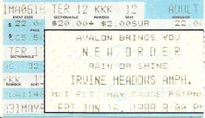 I wish I still had this stub.  Photo credit: wristbanddiaries.blogspot.com
