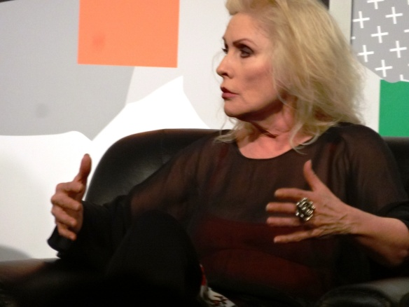 Debbie Harry talks the Band's formative years in NYC